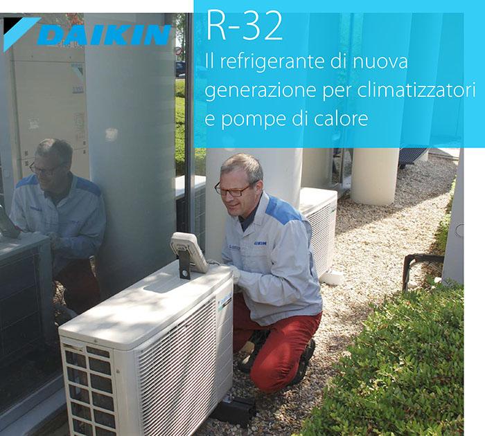 Installazione climatizzatori Daikin Milano