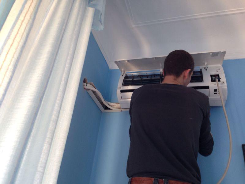 Installazione climatizzatori Milano