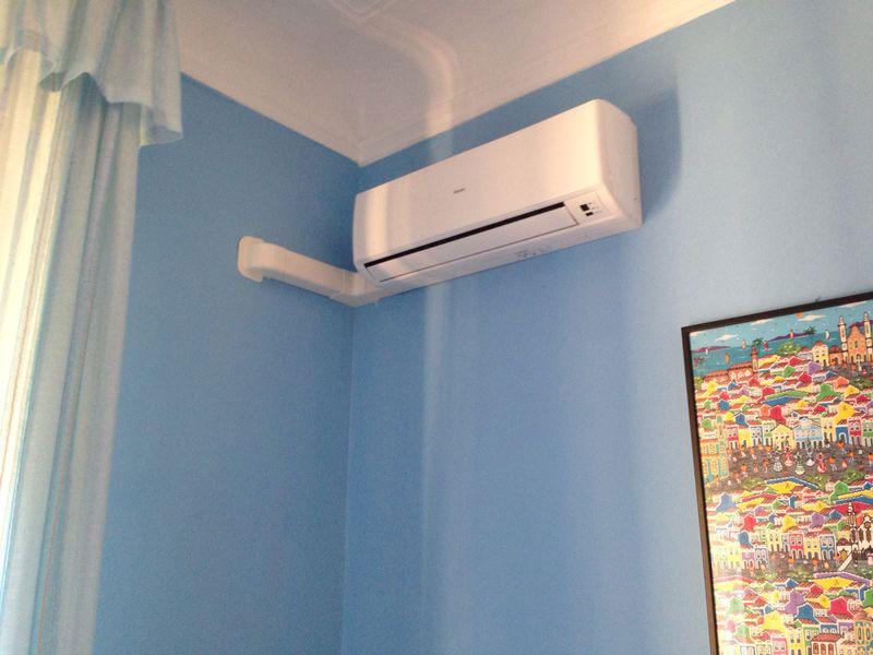 Impianti di climatizzazione milano installazione for Impianto climatizzazione