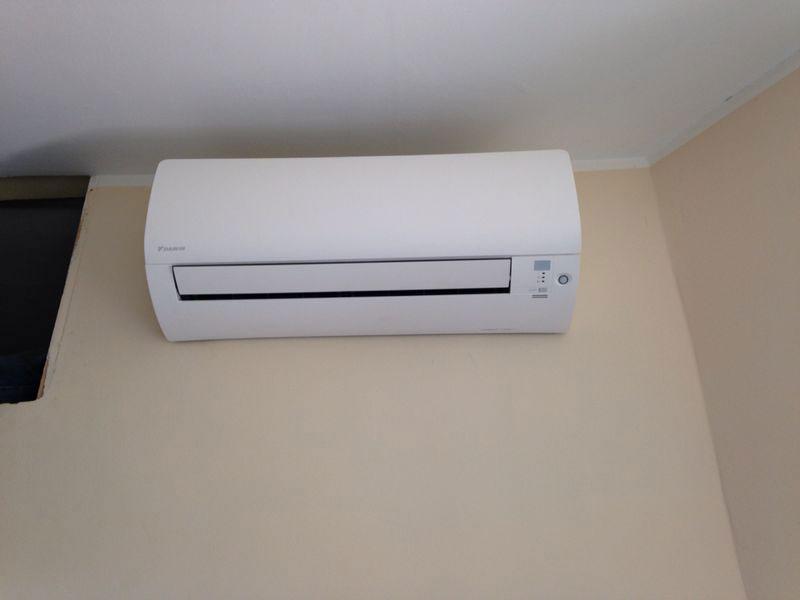 Splitter climatizzatore design elegante